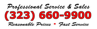 Professional Services and Sales - Telephone (323) 660-9900